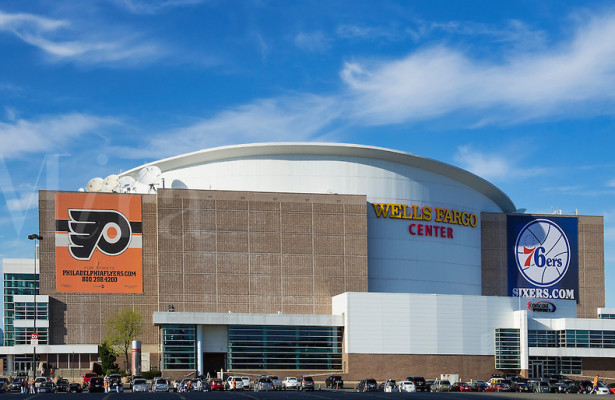Wells Fargo Center, Philadelphia, Pennsylvania, USA